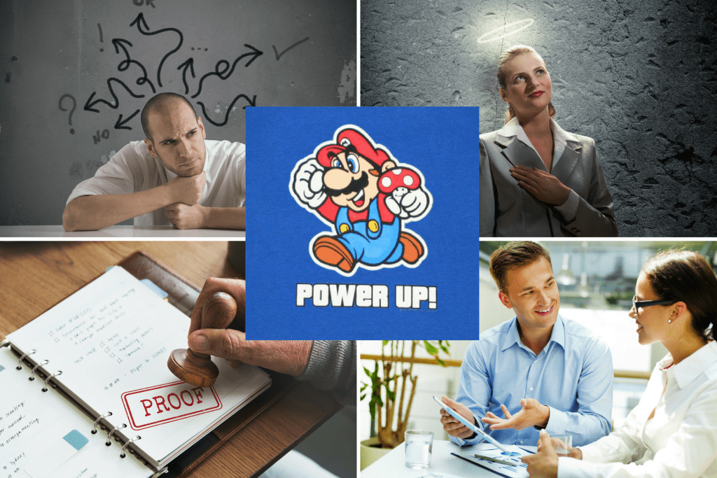 Power Up met de UP-formule